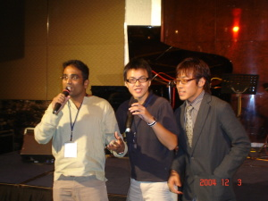 Hidden talent – Civil rights lawyer M Ravi belting out Mandarin pop with Taiwan's activists cum popstars