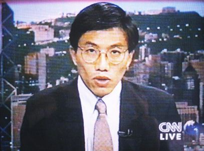 Dr Chee Soon Juan in a previous interview on CNN