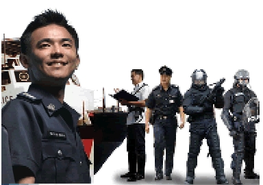 Singapore Police: Inspiring the world